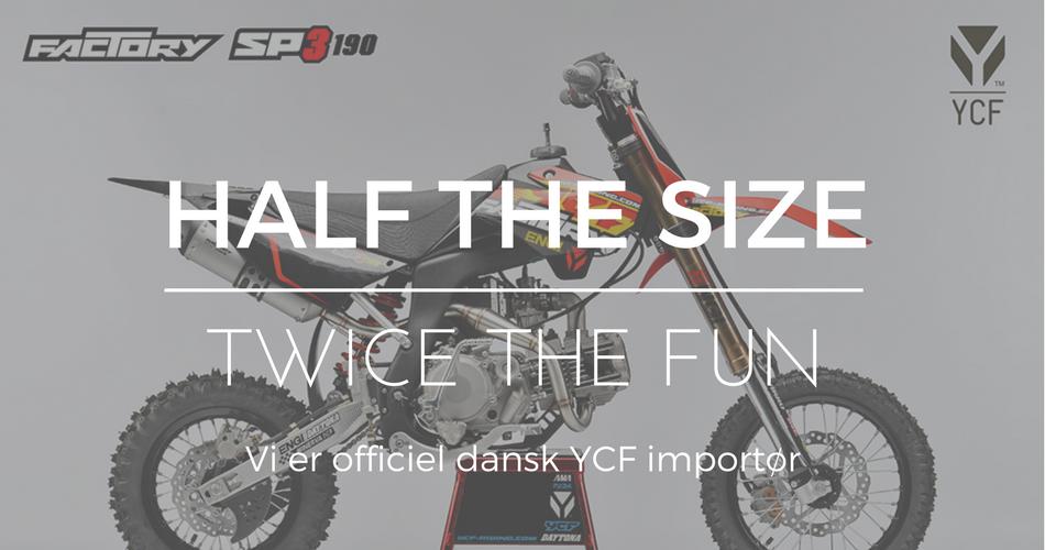 YCF Pitbikes
